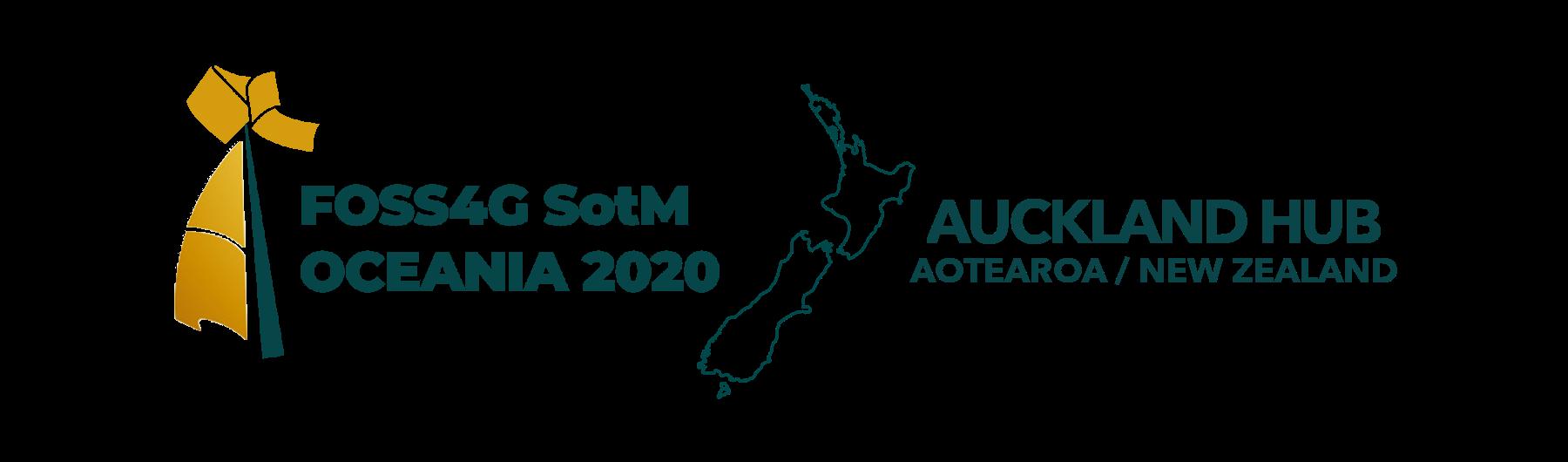 FOSS4G SotM Oceania 2020 - Auckland Hub