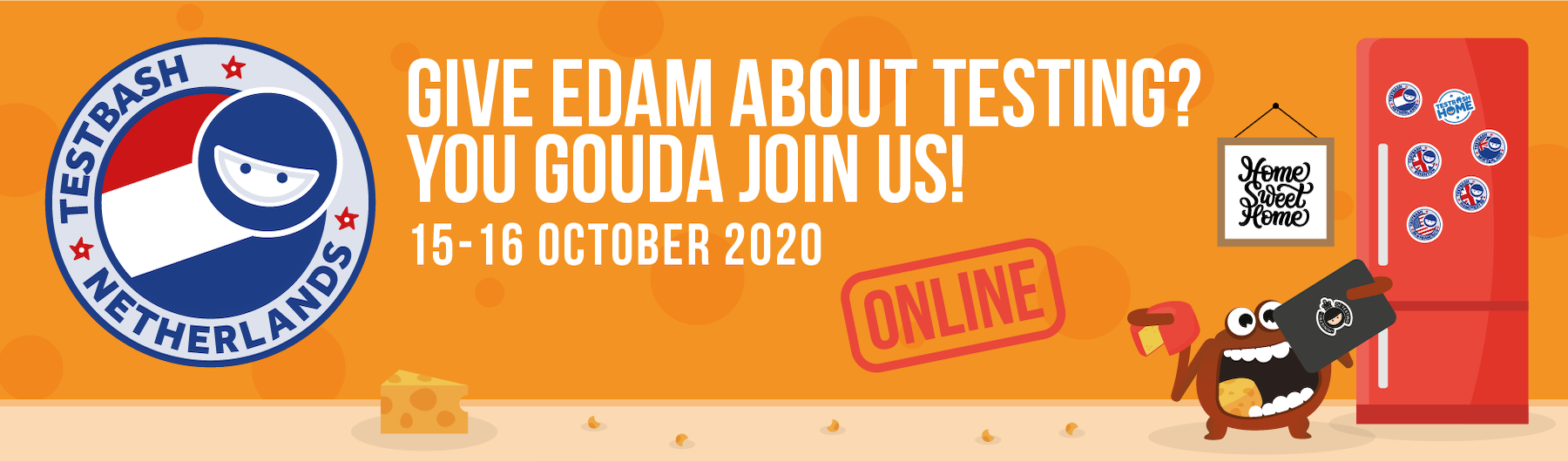 TestBash Netherlands Online - Conference Day