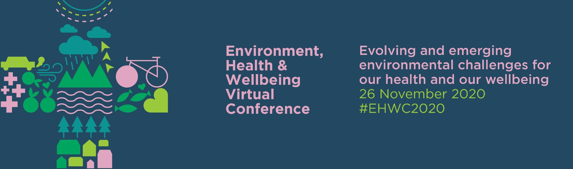 Environment, Health & Wellbeing Conference 2020