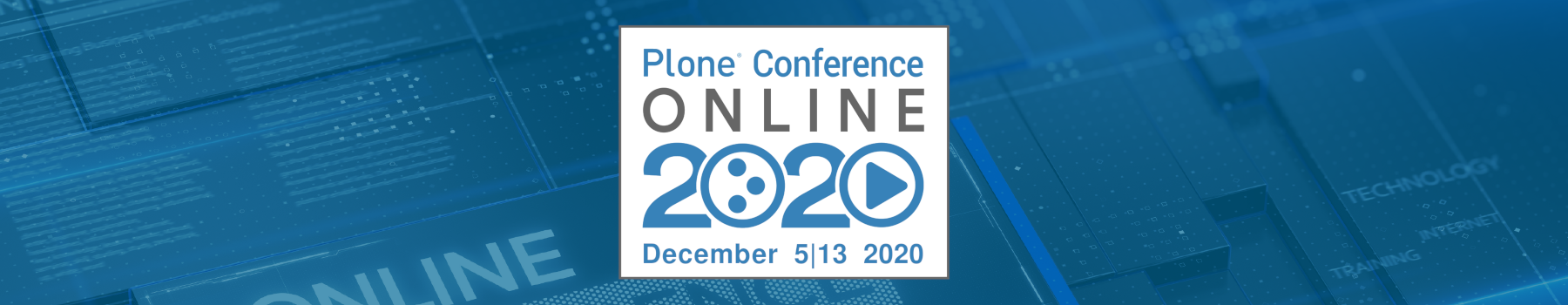 Plone Conference 2020