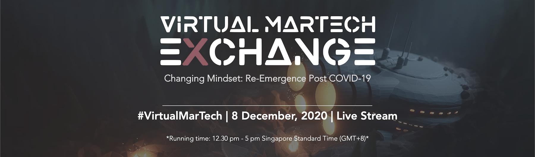 The Virtual MarTech Exchange Summit