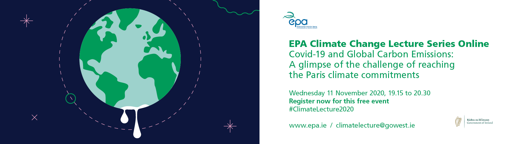 EPA Climate Change Lecture Series