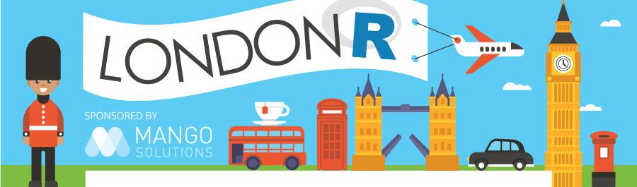 LondonR online meetup: 24 November 2020