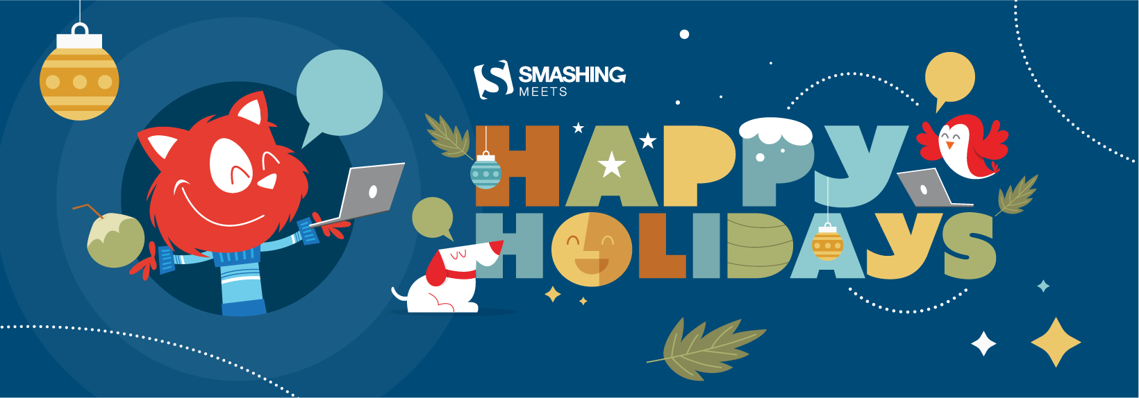 Smashing Meets — Happy Holiday Edition