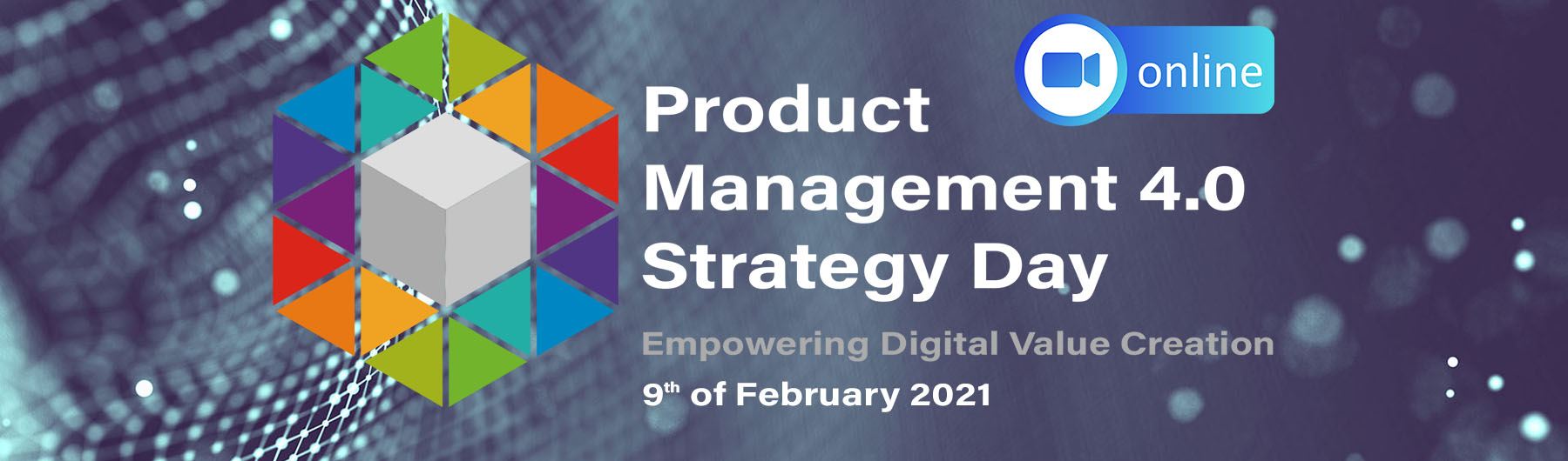 Product Management 4.0 Strategy Day Online