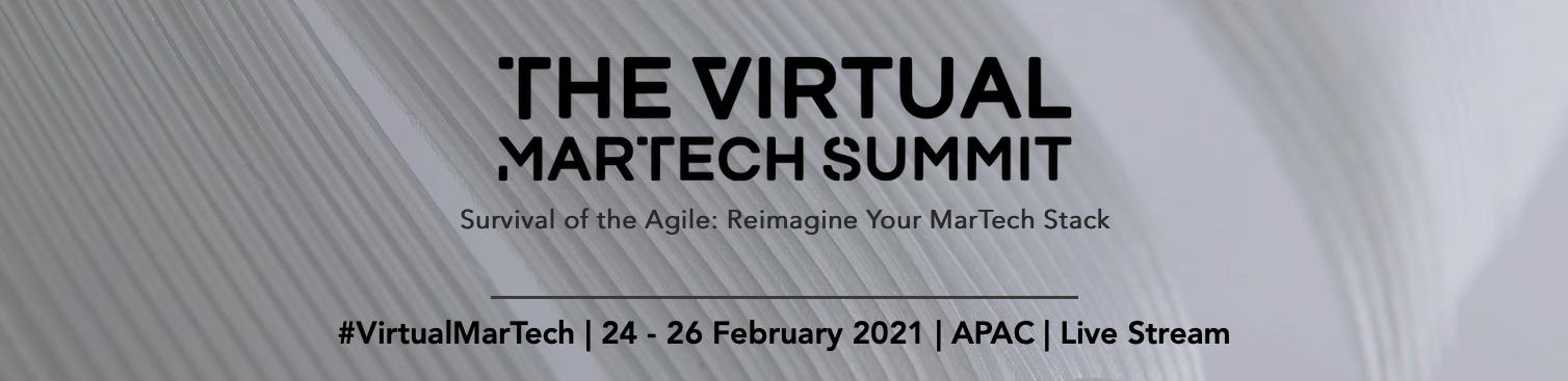 The Virtual MarTech Summit APAC