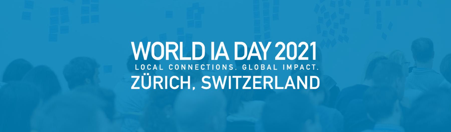 World IA Day Zürich 2021