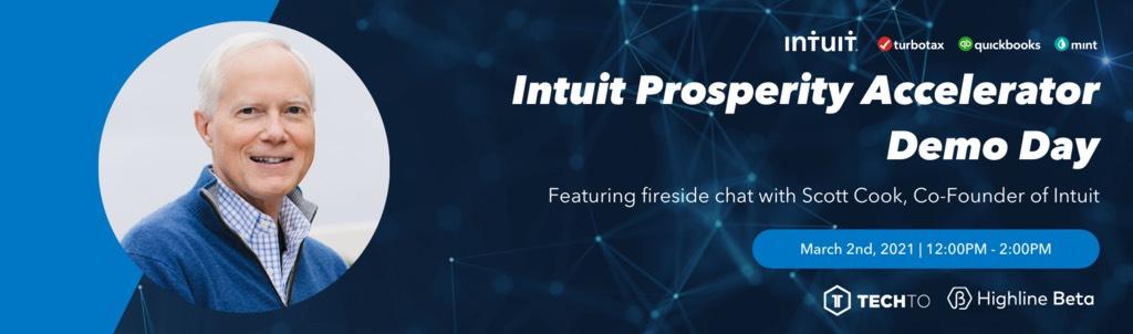Intuit Prosperity Accelerator Demo Day