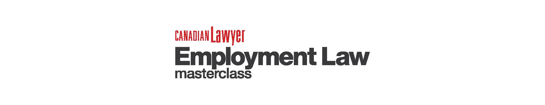 Employment Law Masterclass