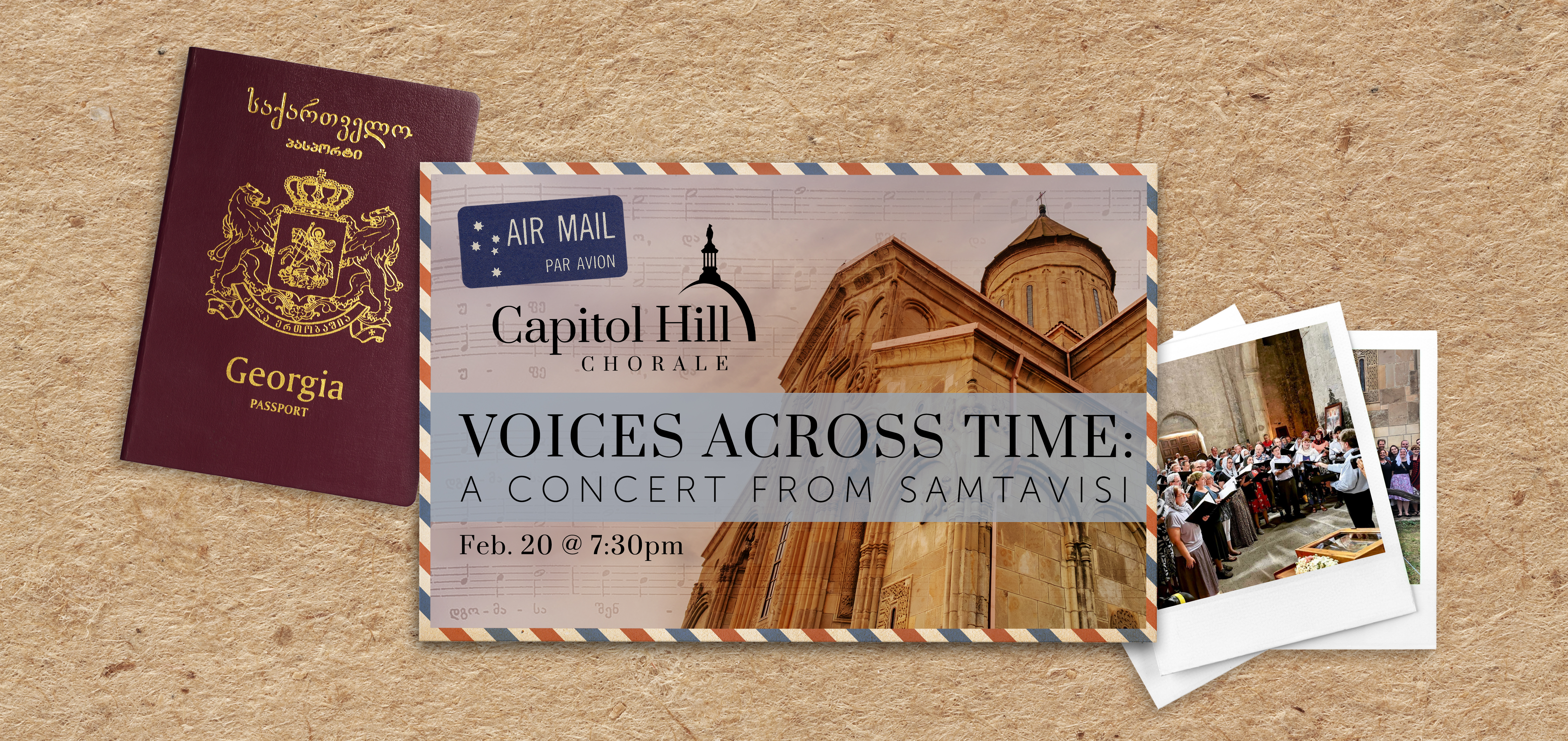 Voices Across Time: A Concert from Samtavisi