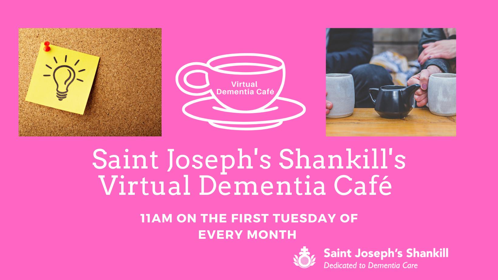 Saint Joseph's Shankill's Virtual Dementia Café