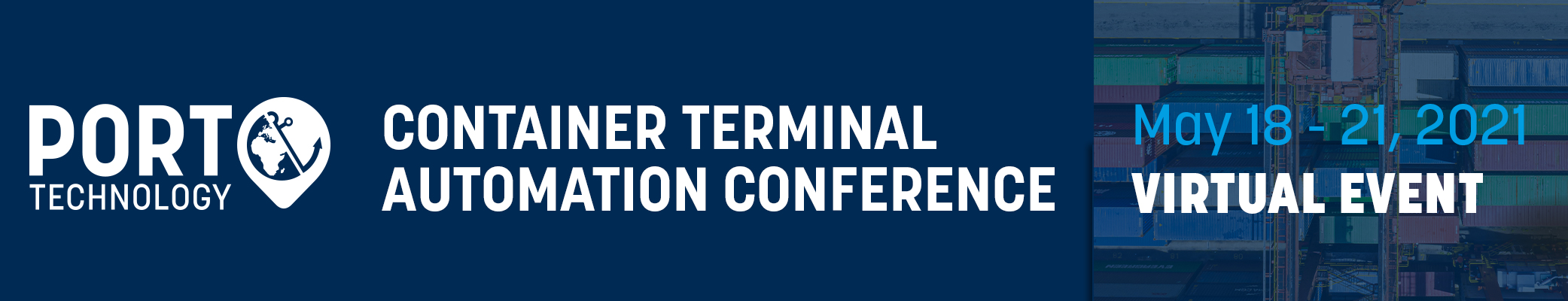 Container Terminal Automation Conference 2021