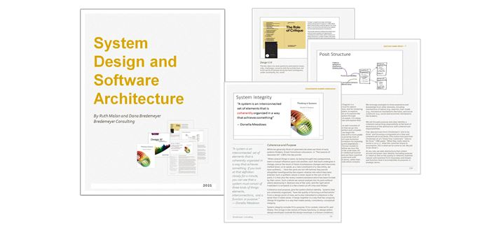 Software Architecture Workshop Bundle Fall 2021