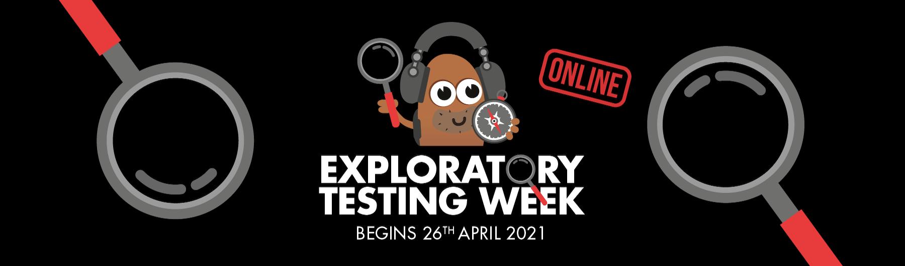 Exploratory Testing Week 2021