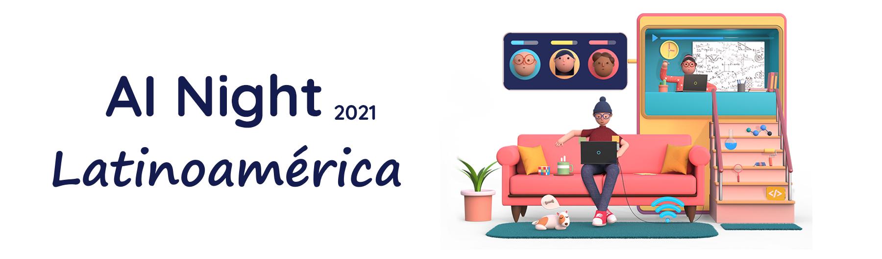 Global AI Night Latinoamérica 2021