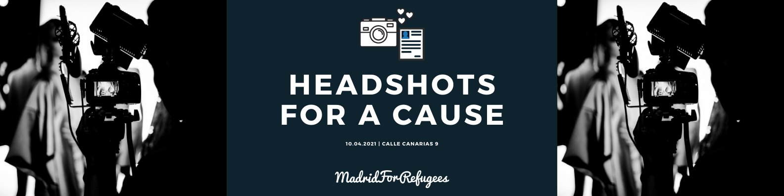 Headshots For a Cause!