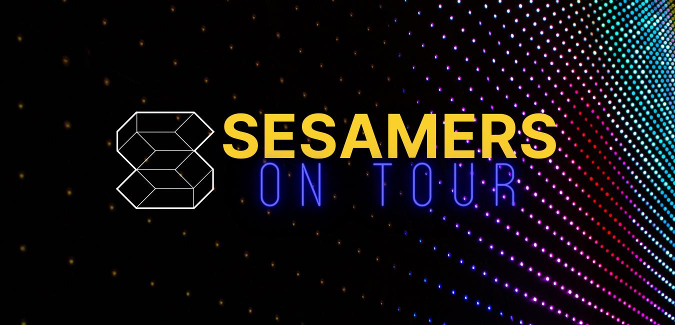 Sesamers on Tour 2021