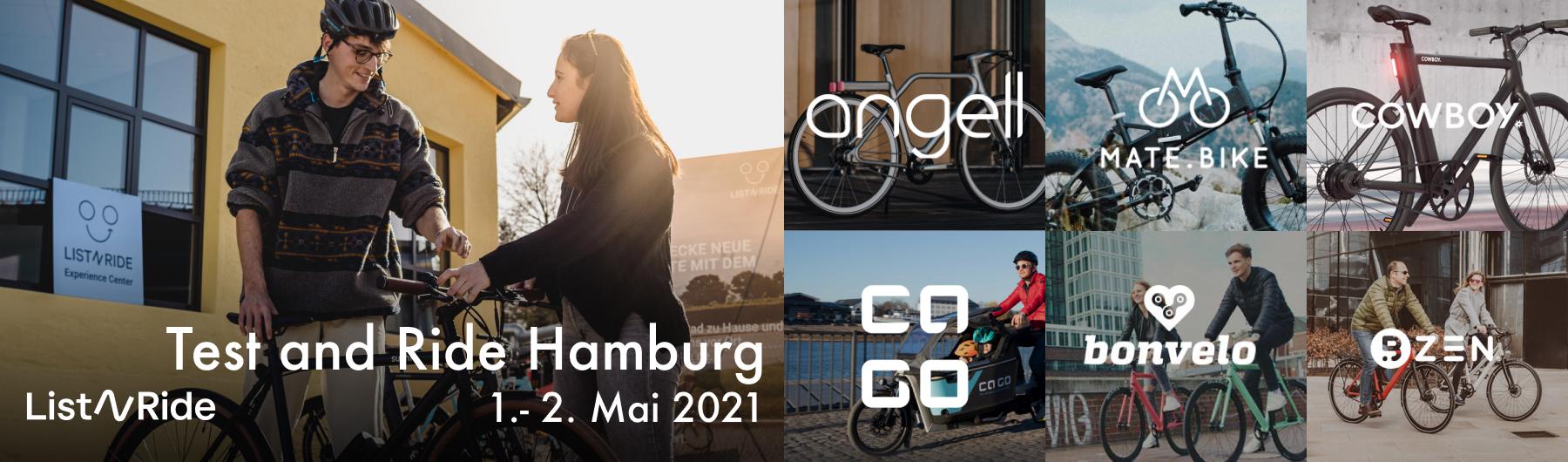 Test and Ride Hamburg