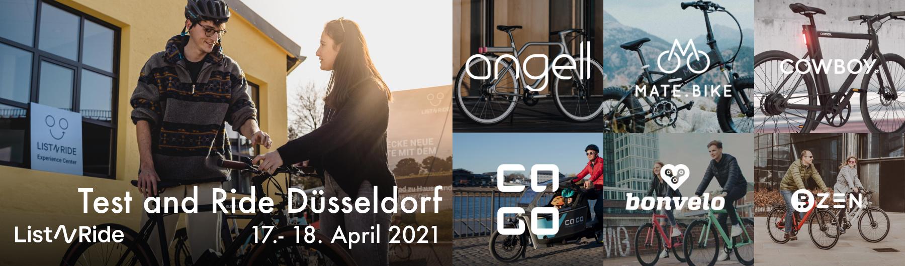 Test and Ride Düsseldorf