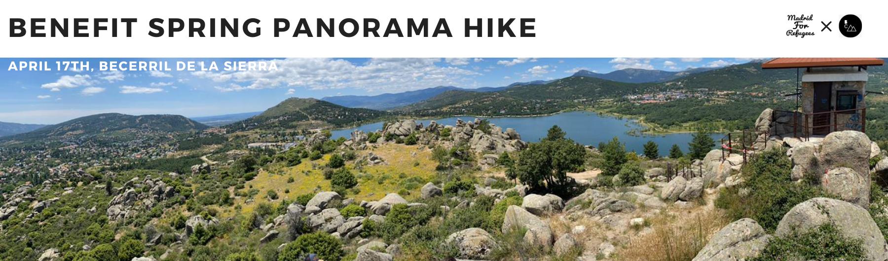 Benefit Spring Panorama Hike