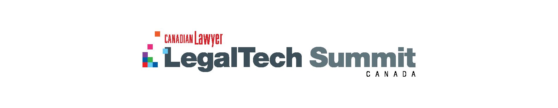 Legal Tech Summit Canada