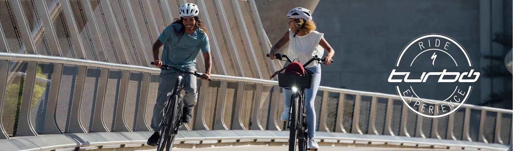 Specialized e-Bike Ride Experience - Porth Eirias