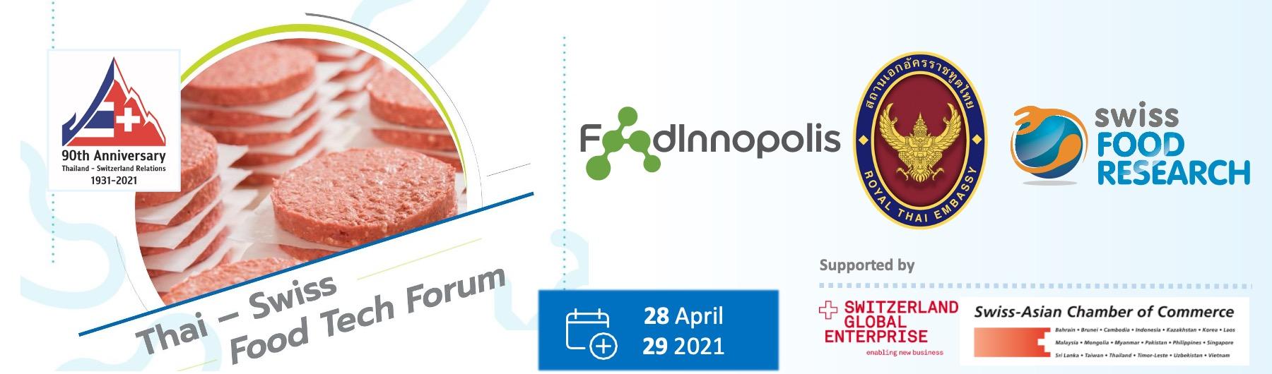 Thai-Swiss Food Tech Forum