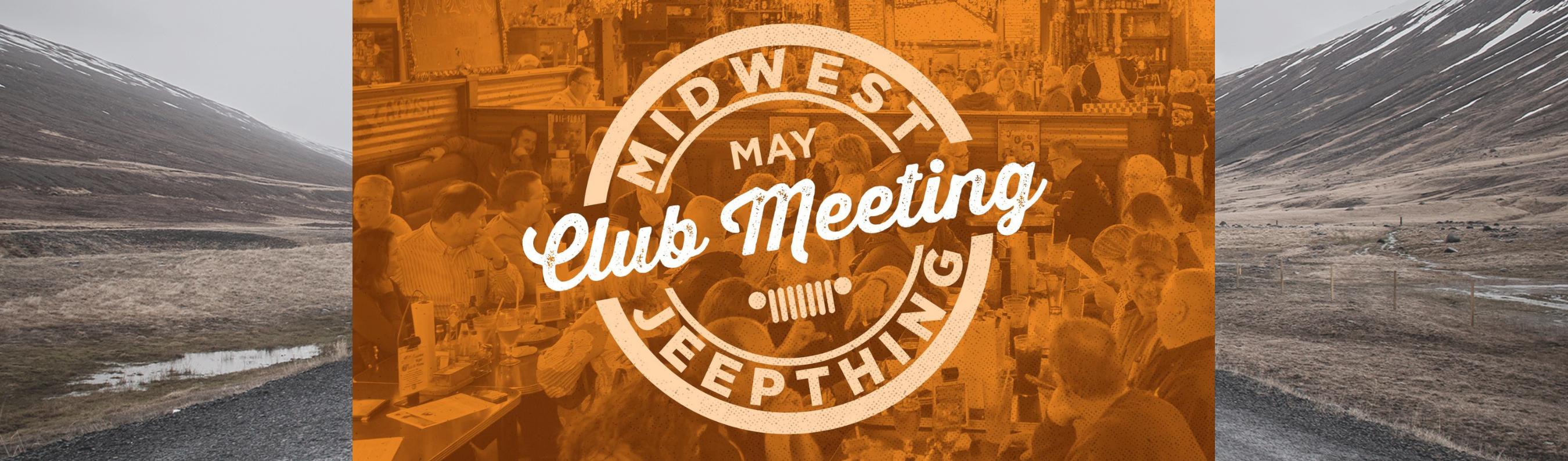 May Club Meeting