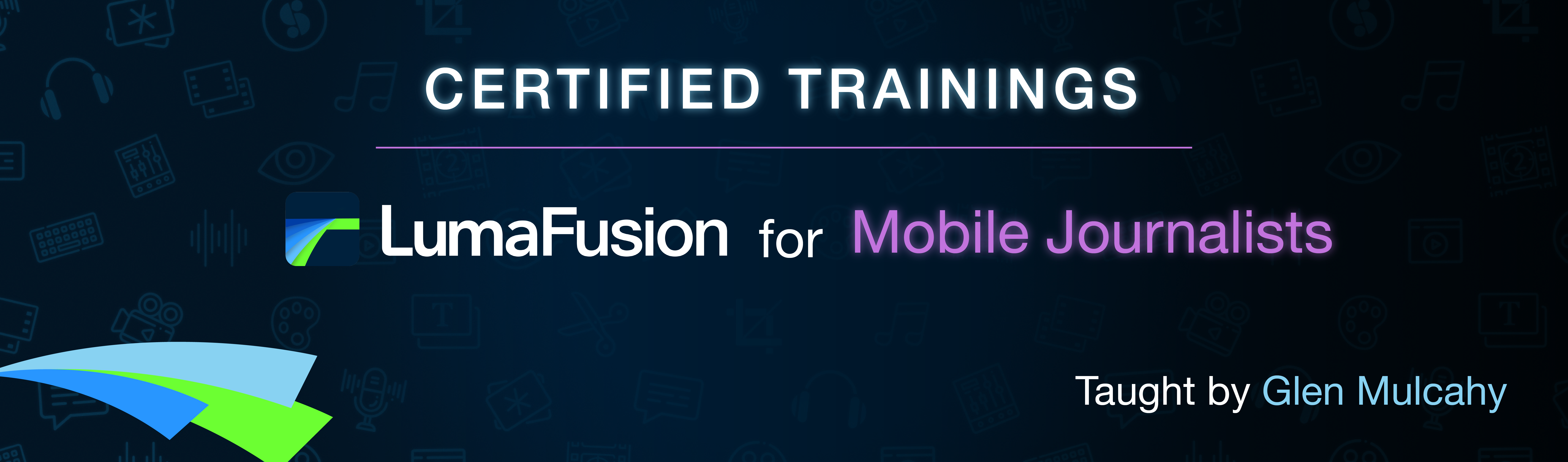 LumaFusion for Mobile Journalists