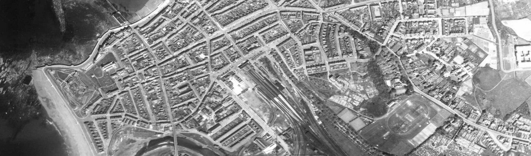 THE VIEW FROM ABOVE: One hundred years of aerial photographs of Wales