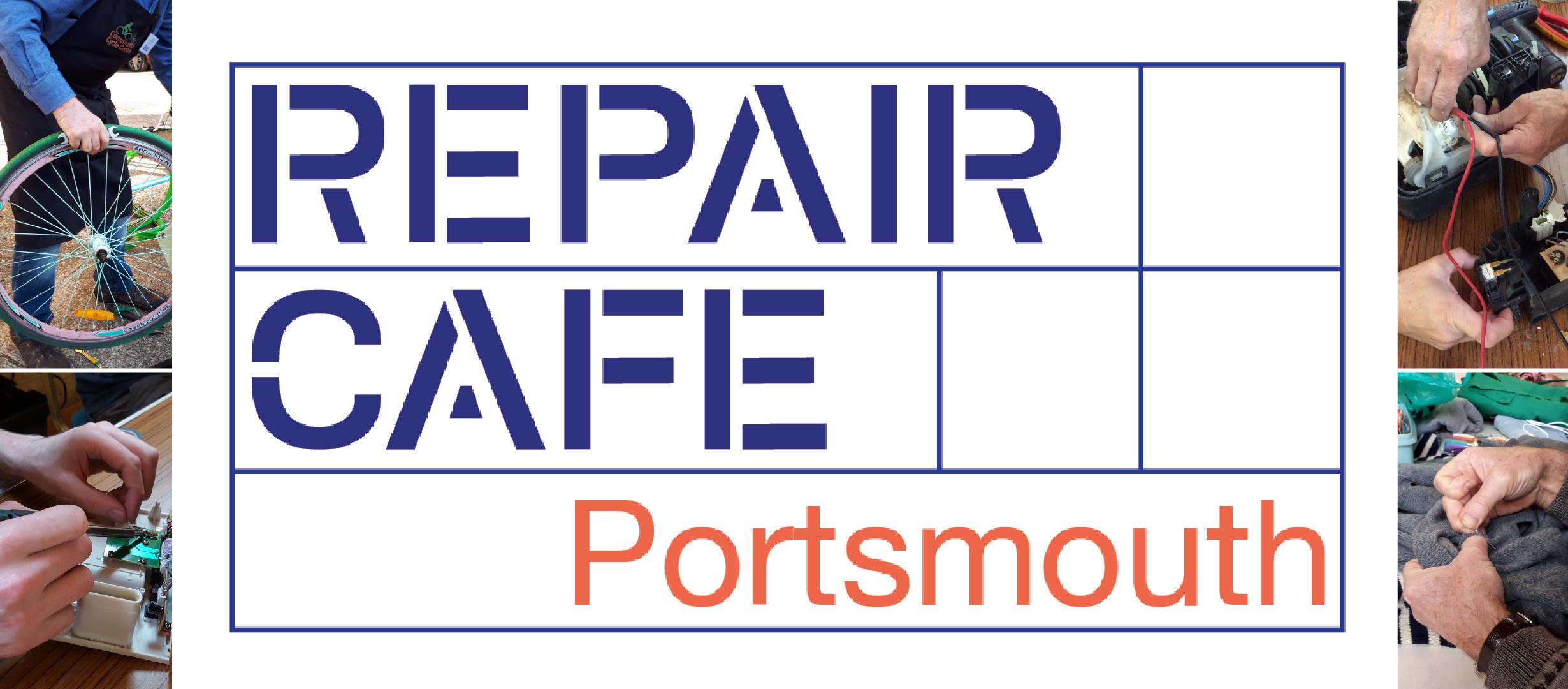 Repair Café - Saturday 19th June 2021