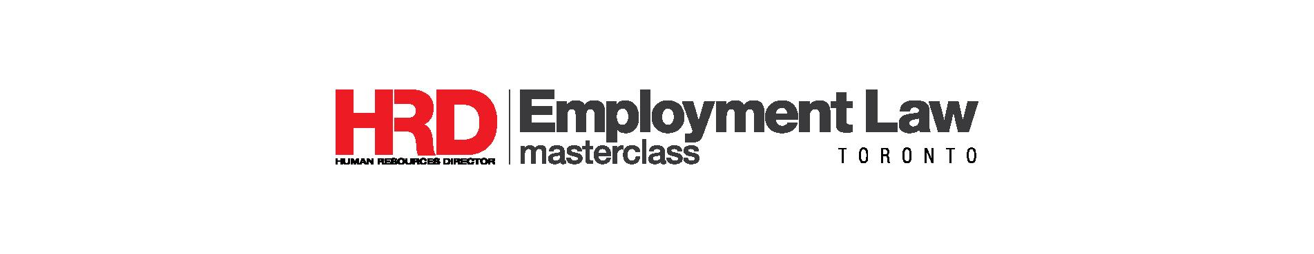 Employment Law Masterclass Toronto