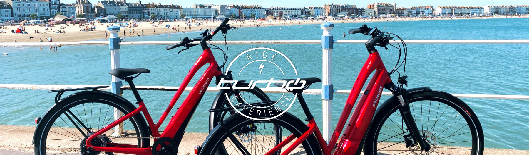 Specialized e-Bike Ride Experience - Weymouth