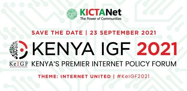 Kenya Internet Governance Forum 2021