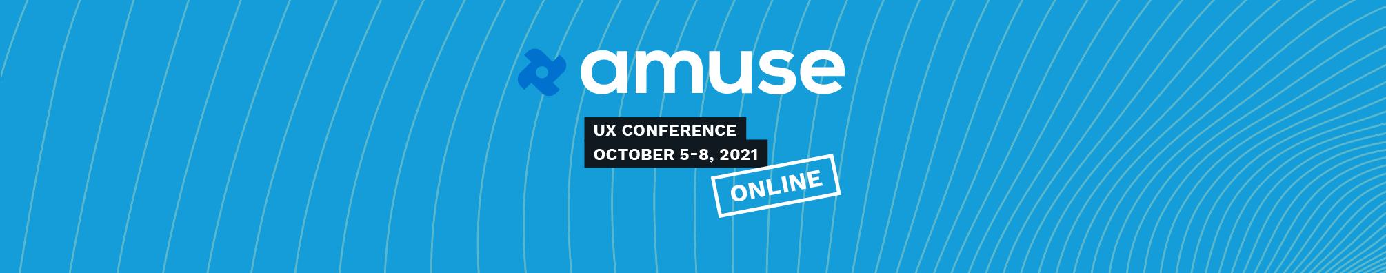 Amuse Conference 2021