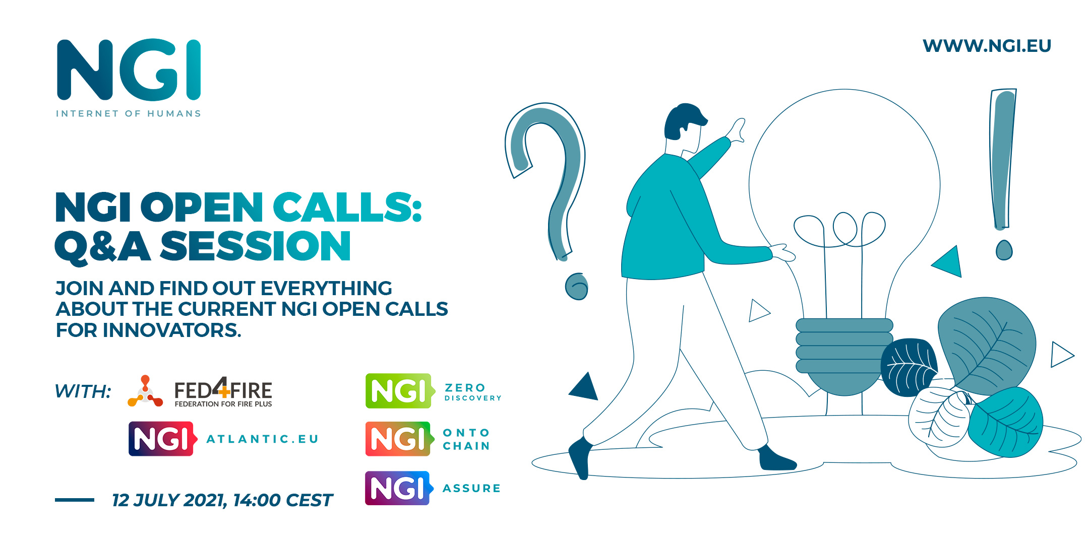 NGI Open Calls: Q&A Session