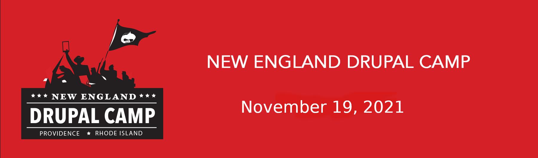 New England Drupal Camp Registration 2021