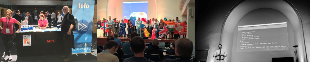 PowerShell Conference Europe 2022