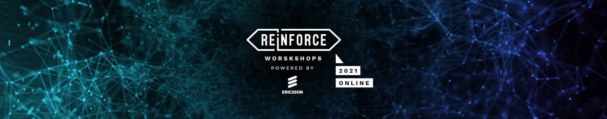 Reinforce online workshops 2021