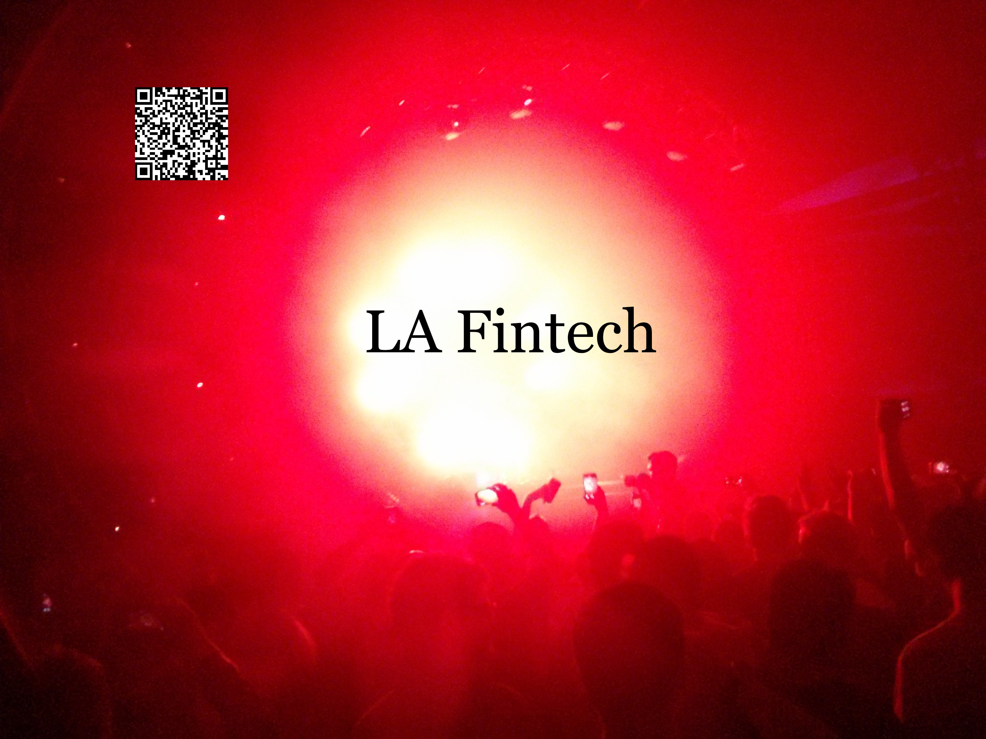 LA Fintech Mix Mingle Network