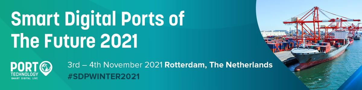Smart Digital Ports of the Future 2021 - Winter Edition