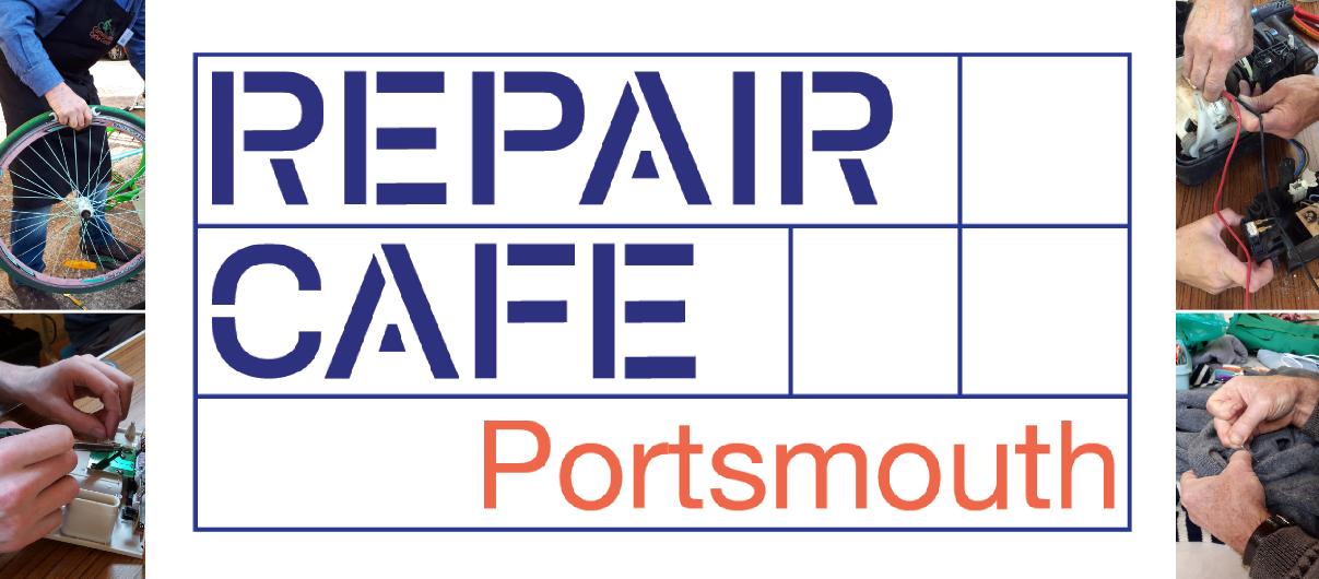 Repair Café - Saturday 18th September 2021