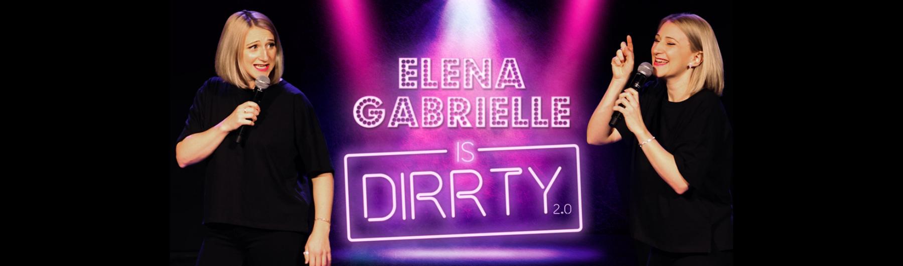 Elena Gabrielle is Dirrty - in Belfast