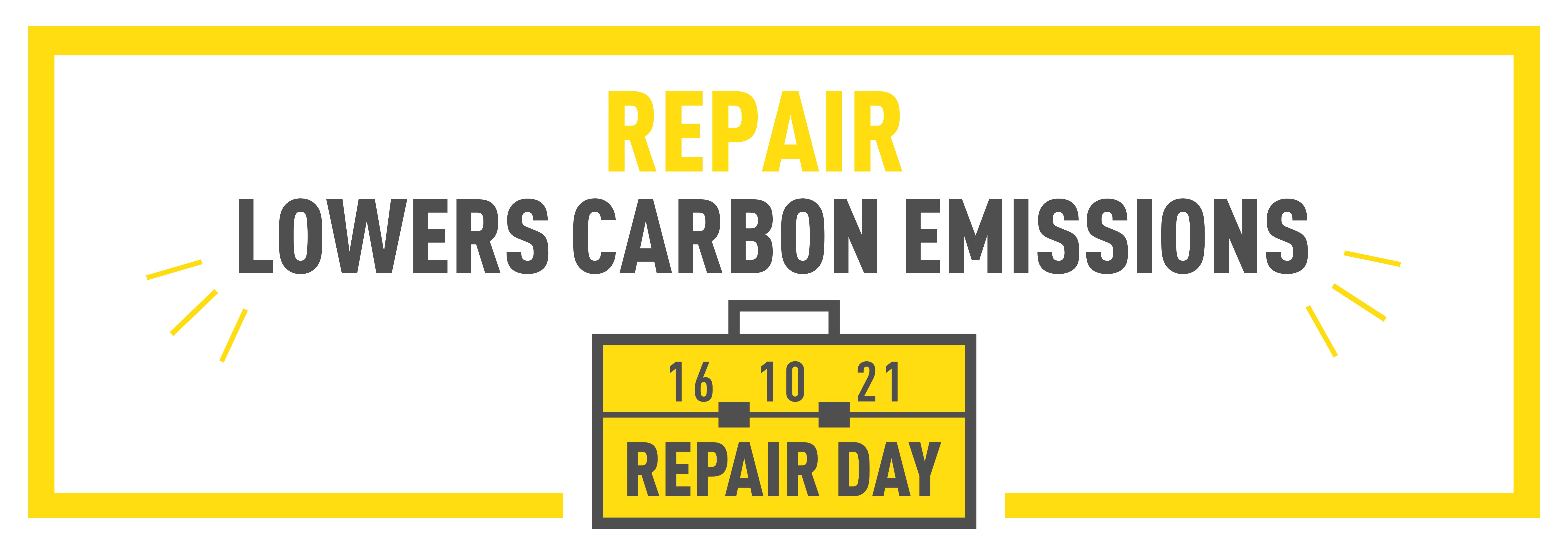 Repair Lowers Carbon Emissions: exploring the impact of consumption emissions