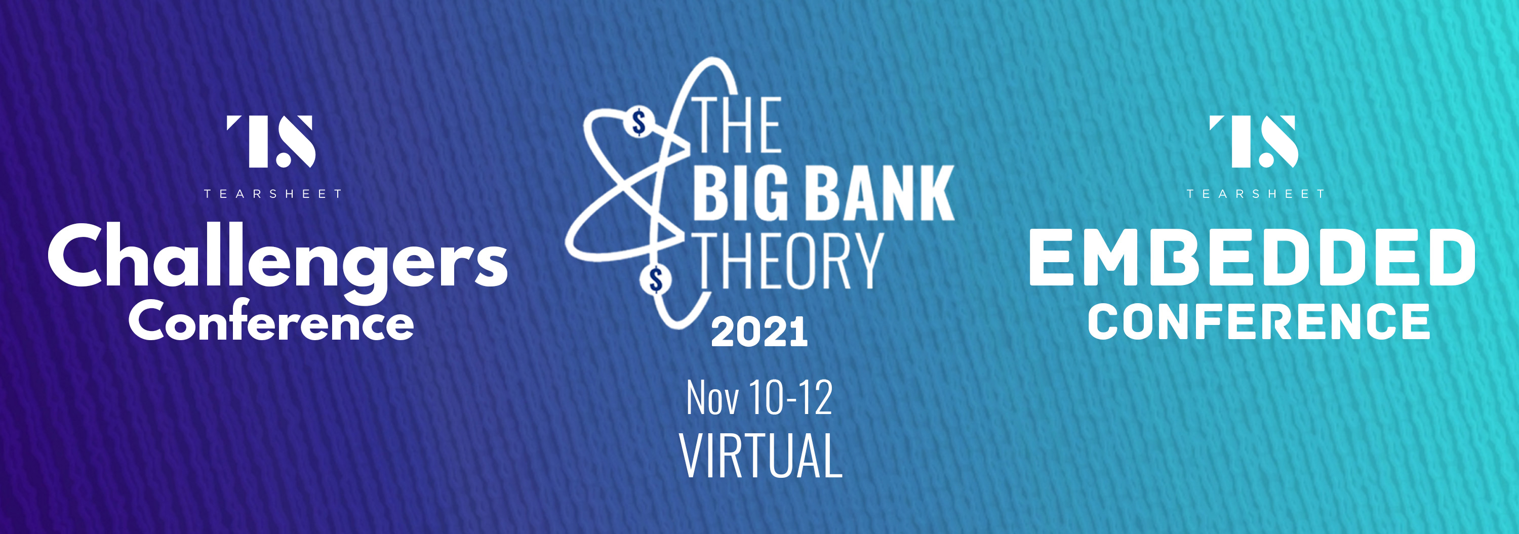 The Big Bank Theory by Tearsheet