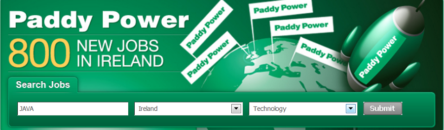 Dublin Java User Group November Meetup - A Paddy Power 3-Way!